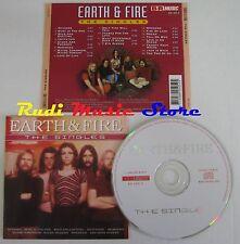 CD EARTH & FIRE THE SINGLES 2000 BR MUSIC HOLLAND BX 505-2 NO lp mc dvd (CS55)