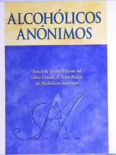 ALCOHOLICOS ANONIMOS BIG BOOK