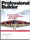 Professional Builder - 2008, October - Professional Business/trade Magazine!