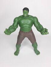 "2012 Talking Incredible Hulk 10"" Hasbro Squeeze Action Figure Marvel Avengers"
