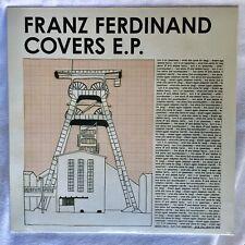 """FRANZ FERDINAND Covers E.P. 12"""" LP Album - RECORD STORE DAY 2011 RSD"""