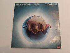 Jean Michel Jarre Oxygène Vinyl. Rare Promo Version