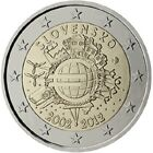 2 Euro monete commemorative 2005 - 2012 - UNC, FDC