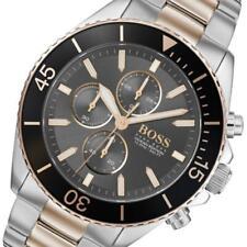 Hugo Boss Men's Ocean Edition Watch - Stainless Steel -  Chronograph - HB1513705