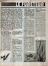 Mini-récit Spirou n° 1928 - année 1975