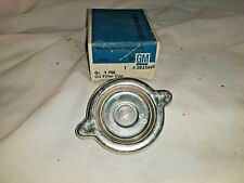 1965-1970 Chevy GM Oil Fill Cap NOS 3835665 1.759 S On The Center Rivet  -CNC212