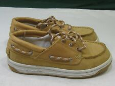 new Timberland 26722M YOUTH BOAT  SHOES size 13