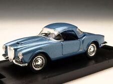 AUTO BRUMM 1:43 DIE CAST LANCIA AURELIA B24 SPIDER HARD TOP 1955 BLU ART R315-03