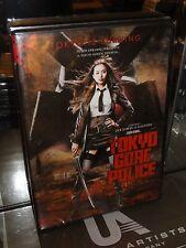 Tokyo Gore Police (DVD) Yoshihiro Nishimura, Eihi Shiina, Tokyo Shock DVD! NEW!