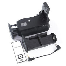 QJL D5100H Replacement Battery Grip with IR Remote for Nikon D5100 D5200 Camera
