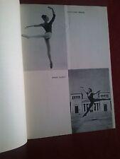1970 PORTUGAL SÃO CARLOS THEATRE MUNICH OPERA BALLET MARIA BOVET PROGRAMME