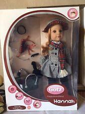 Hannah Gotz . Doll . Gotz. 2011 .