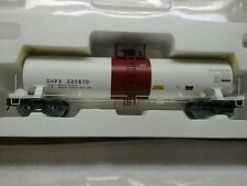"ATLAS ITEM # 8265-1 SHPX # 220870 ""0"" 17,360 GALLON TANK CAR"