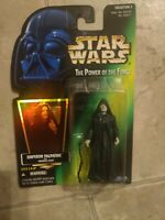 1996 STAR WARS Power Of The Force EMPEROR PALPATINE Action Figure