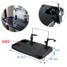 Portable Car Laptop Computer Desk & Dining Table Tray Drink Rack Shelf Bracket