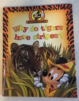 Why Do Tigers Have Stripes? Vol. 1 by Alexandra Parsons (1992, Hardcover)