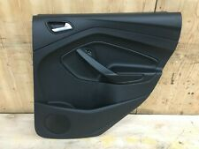 FORD KUGA LEATHER DRIVER SIDE REAR DOOR PANEL CARD  2016 2017 2018 2019  GENUINE