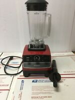 Ambiano Professional Blender.  70 oz 8 cup. Model BA 818 Red parts or repair