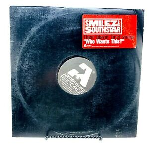"""SMILEZ & SOUTHSTAR Now That You're Gone 12"""" BMG Artists Direct PROMO Vinyl"""