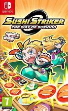 Sushi Striker The Way of Sushido (nintendo Switch) PAL