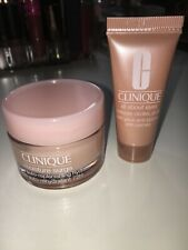 Clinique Moisture Surge & All About Eyes Travel Size •new•