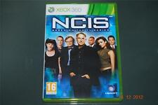 NCIS Xbox 360 UK PAL Based on the TV Series **FREE UK POSTAGE**
