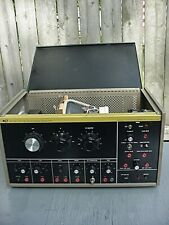 VINTAGE B&K Precision 1077B Television Analyst with ORIGINAL MANUAL