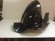 KAWASAKI ZX6 RR 09-10   SKIDMARX REAR HUGGER IN BLACK