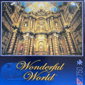 Puzzles: Wondeful World - Spectacular Interior (750 Pieces)