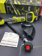 "New Ryobi 40v Cordless-Attachment-Capable String Trimmer RY40220 ""Tool Only"""