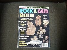 Rock and Gem july 1994