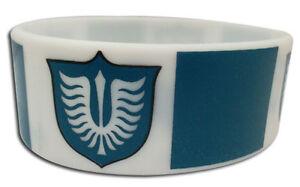 **Legit** Berserk The Band of The Hawks Emblem Authentic Wristband #54064
