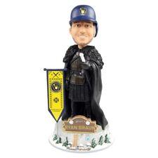 Ryan Braun Milwaukee Brewers Game of Thrones Night's Watch GOT Bobblehead MLB