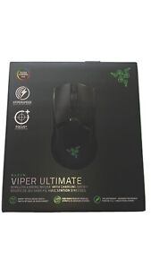 Razer Viper (RZ01-03050100-R3U1) Wireless Gaming Mouse with Charging Dock -...
