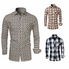 Unbranded Classic Regular Size Casual Shirts for Men