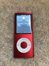Apple iPod Nano 4th Generation (PRODUCT) RED (8GB)