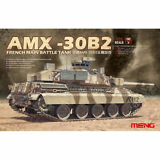 Meng Model TS-013 1:35th scale  French Main Battle Tank AMX-30B2