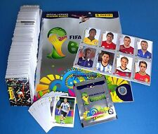 PANINI World Cup 2014 WC 14 - Platinum Edition Album 731 Sticker set rare Update