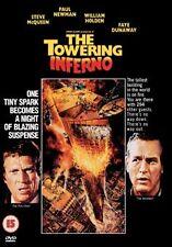 DVD:TOWERING INFERNO - NEW Region 2 UK