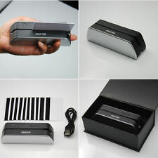 Deftun Msrx6 Msr X6 Magnetic Stripe Credit Card Swipe Reader Writer Encoder 605