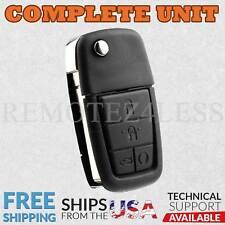 Keyless Entry Remote 2008 2009 Pontiac G8 Car Flip Key Fob Control
