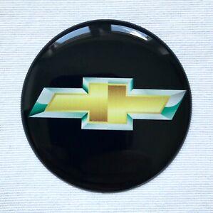 Rad Mitte aufkleber 4 x 55mm passend für Chevrolet embleme radkappen nabenkappen