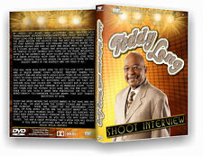 Teddy Long Shoot Interview DVD Wrestling WWE WWF WCW NWA Referee Doom Smackdown
