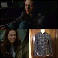 BDG Plaid Shirt Alt ASO Bella Swan Twilight New Moon