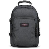 Eastpak Provider Backpack (Black Denim)
