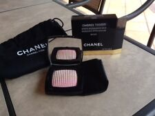 Chanel Ombres Tissees Iridescent Effects Eyes in Beiges limited edition