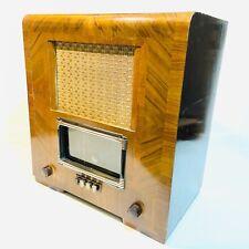 More details for ferguson radio model 702, 1938, lovely, clean, original & working. art deco