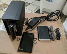 Synology Diskstation DS213+ Nas with 2X3TB WD Red Nas Drives