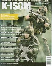 K-ISOM 6/2014 Spezialkräfte Magazin Kommando Bundeswehr Waffe Eliteeinheiten SEK