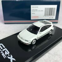1/64 Hobby Japan Honda CR-X SiR EF8  White HJ641005W